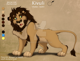 Kivuli - Adoptable CLOSED by Nala15
