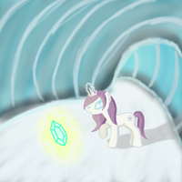 Blizzard finds a shining gemstone by TP-Night