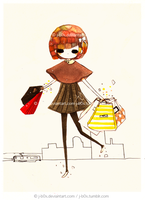 Stylish Shopper by j-b0x