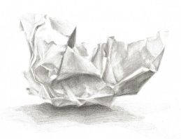 Crumpled by solarisa