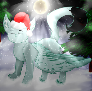 Merry Christmas!!! ^W^ by Meatris