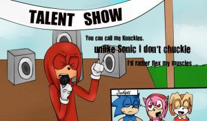 Talent Show by QueenIntrovert