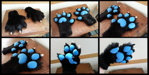 TJ Handpaws by CuriousCreatures