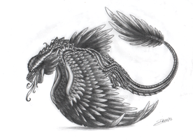 Wyvern by Zibulon01