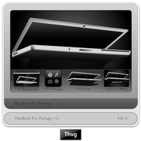 MacBook Pro Package by Thvg