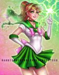Patreon April raffle prize-Sailor Jupiter by Roots-Love