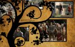 Prince Caspian Wallpaper by EpicActress