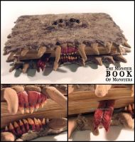 The Monster Book of Monsters by Kiniki-Chan