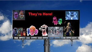 My Billboard design. by Smurfette123