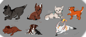 babies by Chickiee