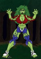 FMM - Jennifer Hulk-Out Part 3 by CycKath