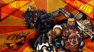 Borderlands 2 - Wallpaper by SendesCyprus