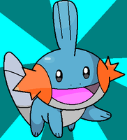 Mudkip by Bbop800