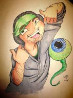 Jack and Septic Sam by AlyceMagick