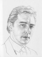 2015 Lee Pace by Splunge4Me2Art