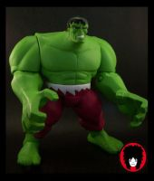 Hulk JLU Custom by EnzoSixx