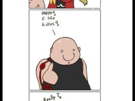 Fma comic 3: Kitty love by G-manluver