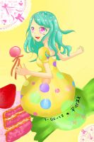 Candy Girl #2 by Parii-Chan