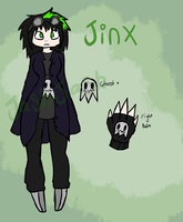 Jinx (Old OC for Auction CLOSED) by JashJash