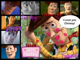 Woody is married to Spidyphan2 by spidyphan2