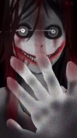 Jeff the killer by MaryTanDraws