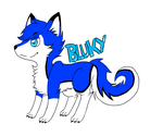 -RQ- Bluky by cat-electric