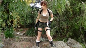 Tomb Raider Legend Cosplay by SamiEggPower