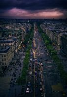 Avenue des Champs Elysees by DsKcIaDo