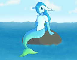 Lull in the Sea by DaikaLuff