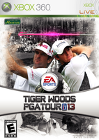 Tiger Woods Recreation by OfficialRated