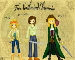 Pirates of Northwind by LindyArt