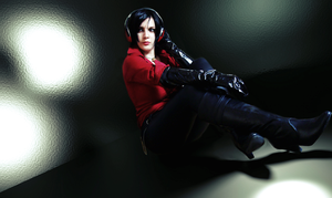 Ada Wong RE6 - 2 by ladykobra