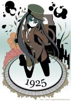Vocaloid-1925 by Crazy-megame