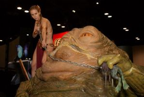 Taking out the Hutt by Sheikahchica