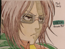Mad Hanji by RANDOM-drawer357