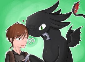BrOTP - HTTYD by Cold-Creature