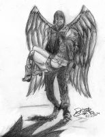 In the Arms of an Angel by DyannaC