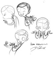 Kam expressions by davidsdoodles