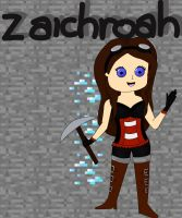 Zaichroah - Vulgar Gaming by Haley-Hatake