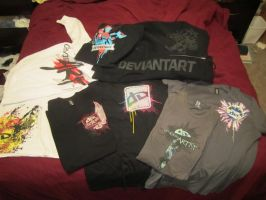 My deviantWEAR Collection by sugarpoultry