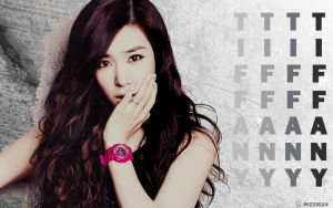 Tiffany Real Baby G Wallpaper by Rizzie23