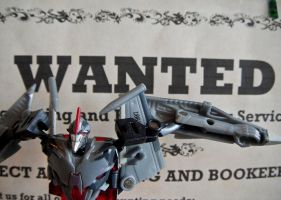 Wanted: Dead or Also Dead by Kenthayle