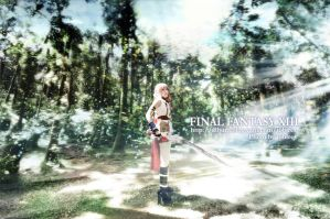 Final Fantasy XIII - Lightning by tobires