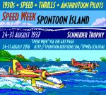 Speed Week Poster (Spontoon Island) by KenFletcher