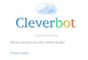Cleverbot is Hating by TabbieSeaKitten