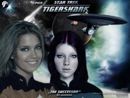Star Trek - Tigershark WP by Joran-Belar