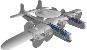 Gabriel AWACS by Pixel-pencil