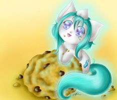 If You Give a Ghost a Cookie... by SpectralPony
