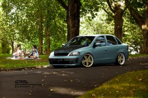 Corsa by GRTp
