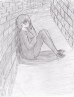 Lonely Alley by MysticalWhisper